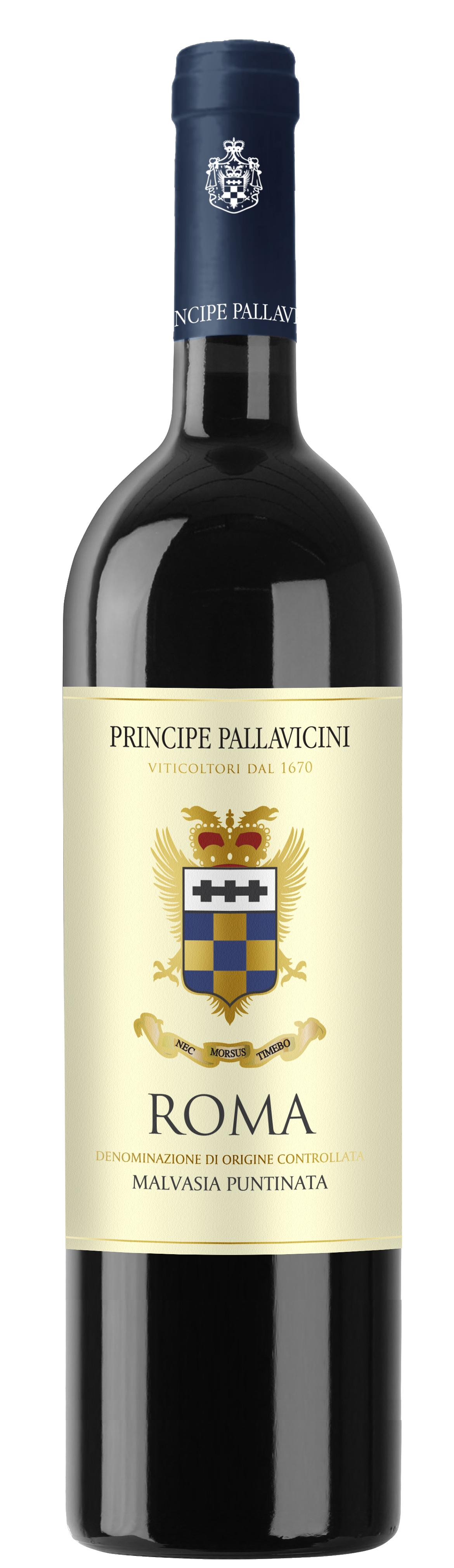 Principe Pallavicini, Malvasia Puntinata Roma 2017