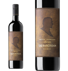 Peter Lehmann, `The Barossan` Barossa Valley Shiraz 2016