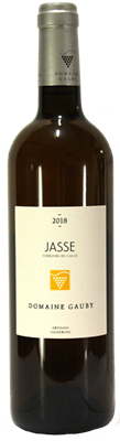 Domaine Gauby, `Jasse` Blanc IGP Côtes Catalanes, 2018, 75cl, Synthetic Ardea Seal