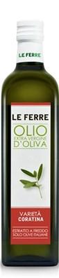 Le Ferre, Coratina Extra Virgin Olive Oil, 2018, 75cl