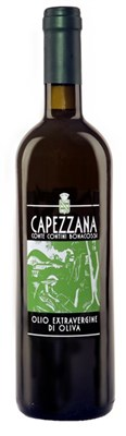 Capezzana, Organic Extra Virgin Olive Oil, 2018, 75cl