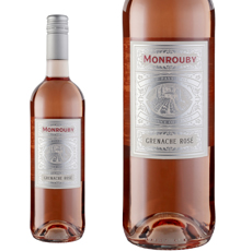 Monrouby, Grenache Rose IGP Pays d'Oc 2017