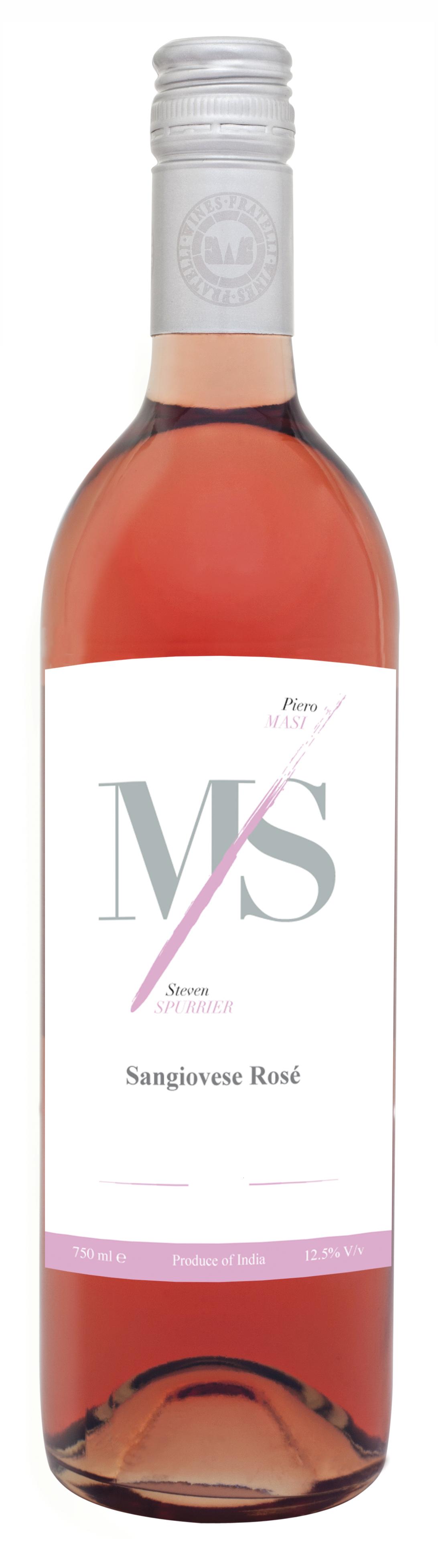 M/S, Akluj Sangiovese Rosé 2017