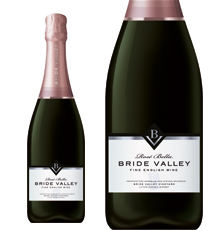 Bride Valley, Dorset Rosé 2013