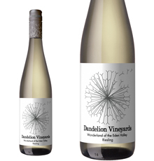 Dandelion Vineyards, `Wonderland of the Eden Valley` Riesling 2015