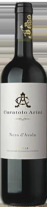 Curatolo Arini, `Coralto` Nero d`Avola 2015