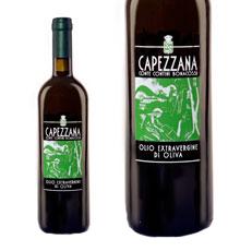 Capezzana, Organic Extra Virgin Olive Oil (Non-Filtered) 2018