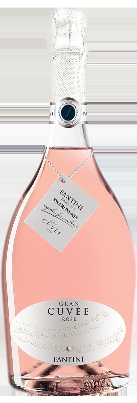 Farnese, Fantini Cuvée Rosato Brut NV