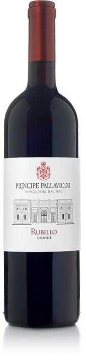 Principe Pallavicini, 'Rubillo' Cesanese del Piglio DOCG 2016