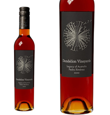 Dandelion Vineyards, `Legacy of Australia` Barossa Valley Pedro Ximénez NV