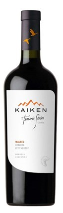 Kaiken Terroir Series Malbec Bonarda Petit Verdot IRISH WINE OF THE YEAR