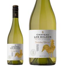Château Los Boldos Tradition Réserve, Cachapoal Valley Chardonnay 2018