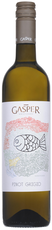 Gasper, Pinot Grigio 2016