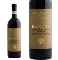 Fèlsina Berardenga, `Rancia` Chianti Classico Riserva  2015