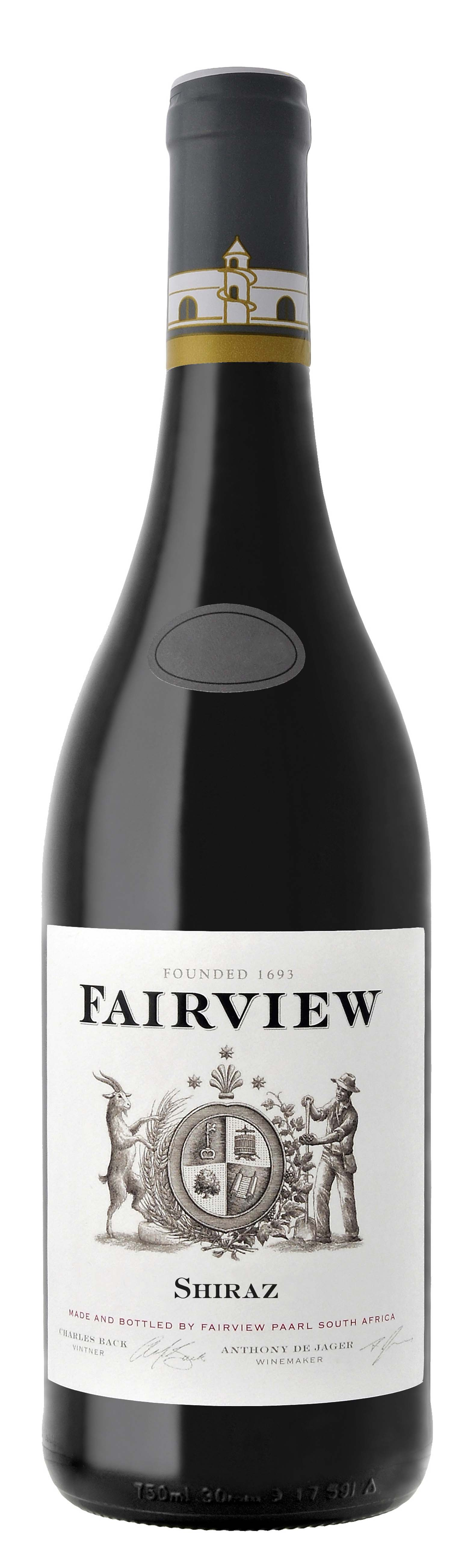 Fairview, Shiraz 2013