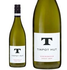 Tinpot Hut, Marlborough Pinot Gris 2017
