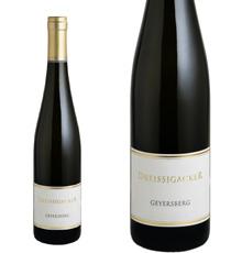 Dreissigacker, `Geyersberg` Riesling Trocken 2014