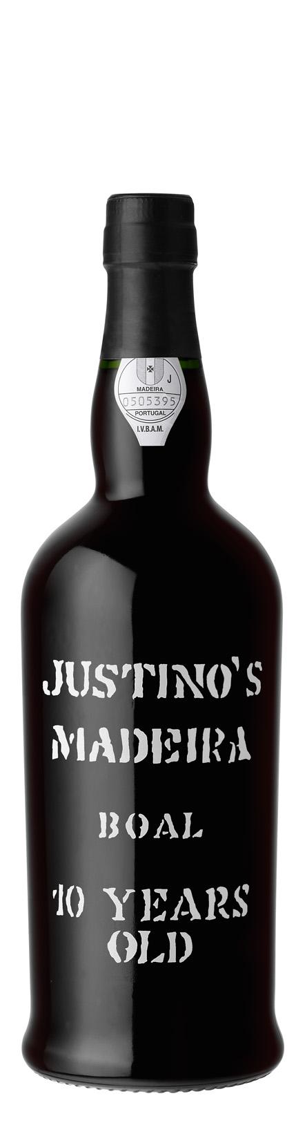 Justino's Madeira, 10 Year Old Boal NV