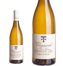 Domaine Vrignaud, Chablis 1er Cru Fourchaume `Les Côtes de Fontenay` 2014