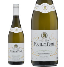Domaine Jean-Pierre Bailly, Pouilly-Fumé 2016
