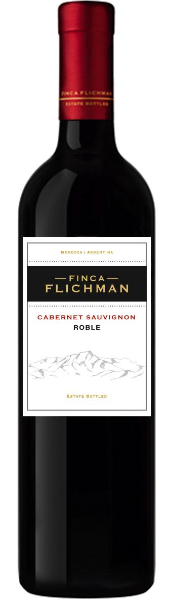 Finca Flichman, `Roble` Mendoza Cabernet Sauvignon 2015