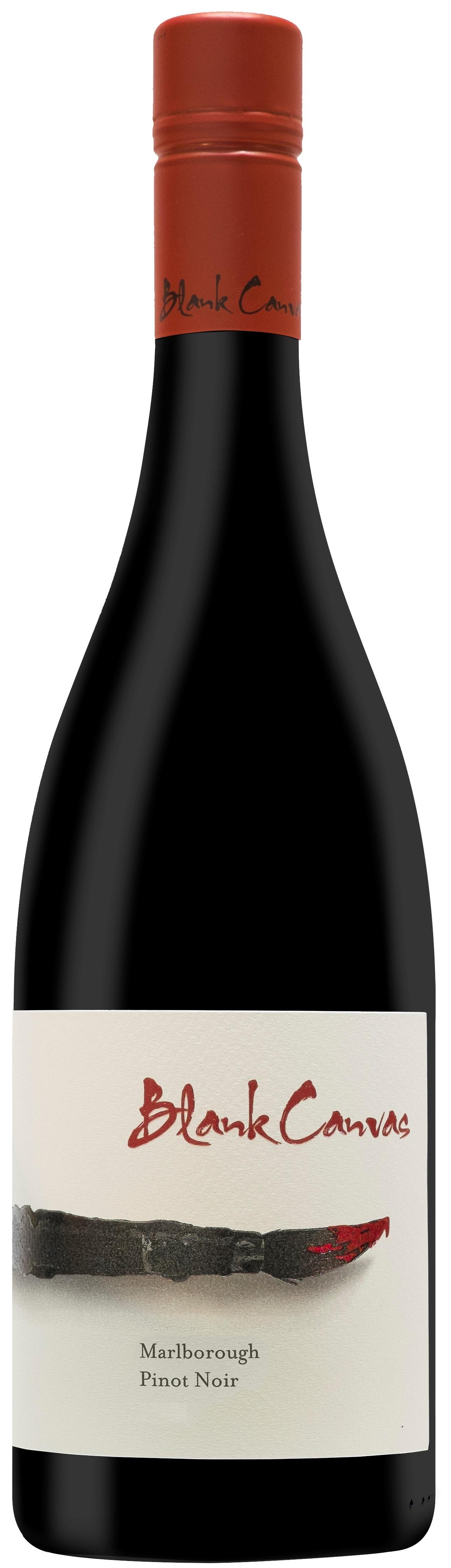 Blank Canvas, Marlborough Pinot Noir 2015