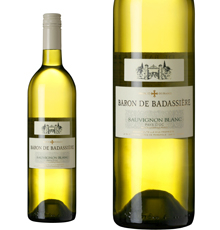 Baron de Badassière, Sauvignon Blanc IGP Pays d`Oc 2015
