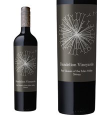 Dandelion Vineyards, `Red Queen of the Eden Valley` Shiraz 2013