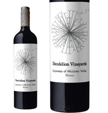 Dandelion Vineyards, `Lioness of McLaren Vale` Shiraz 2014