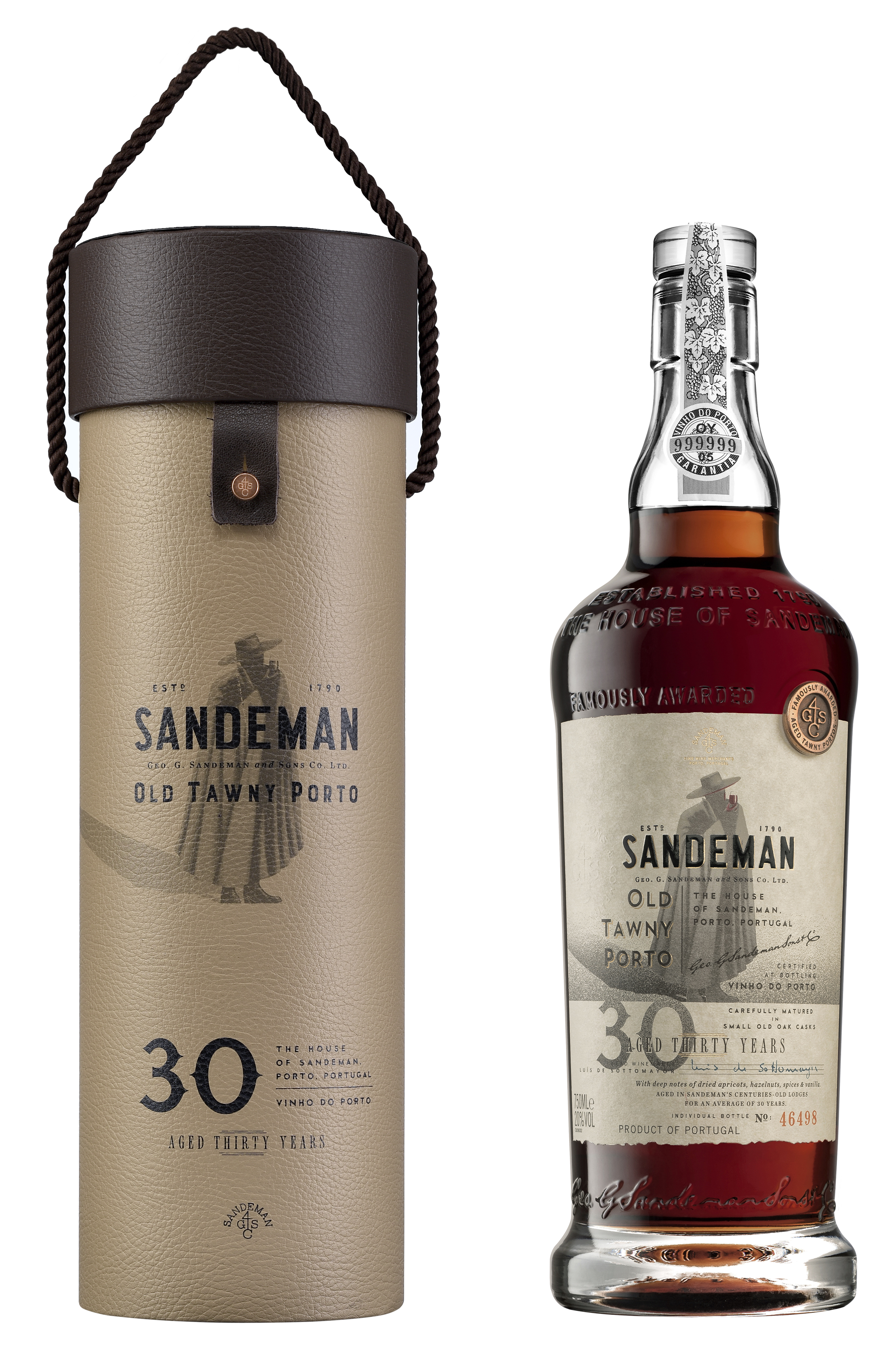 Sandeman, 30 Year Old Tawny Port NV