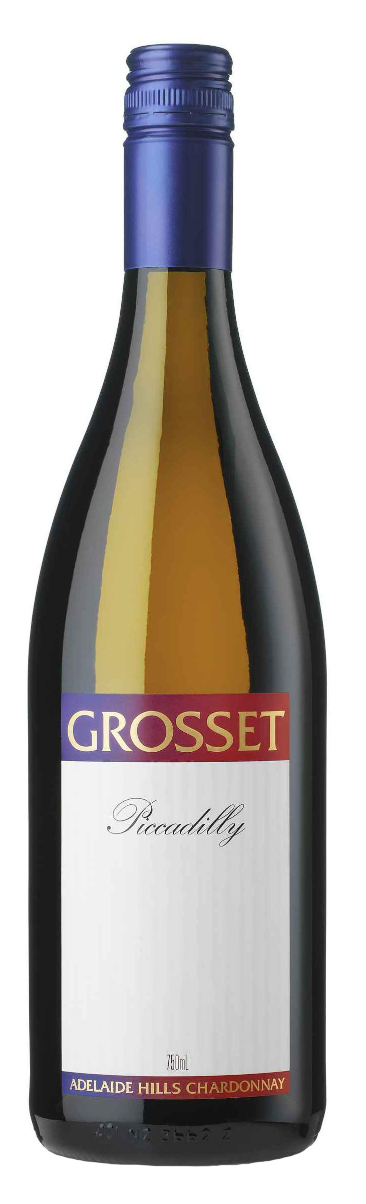 Grosset, `Piccadilly` Chardonnay 1998