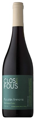 Clos des Fous, `Arenaria` Aconcagua Costa Pinot Noir, 2014, 75cl