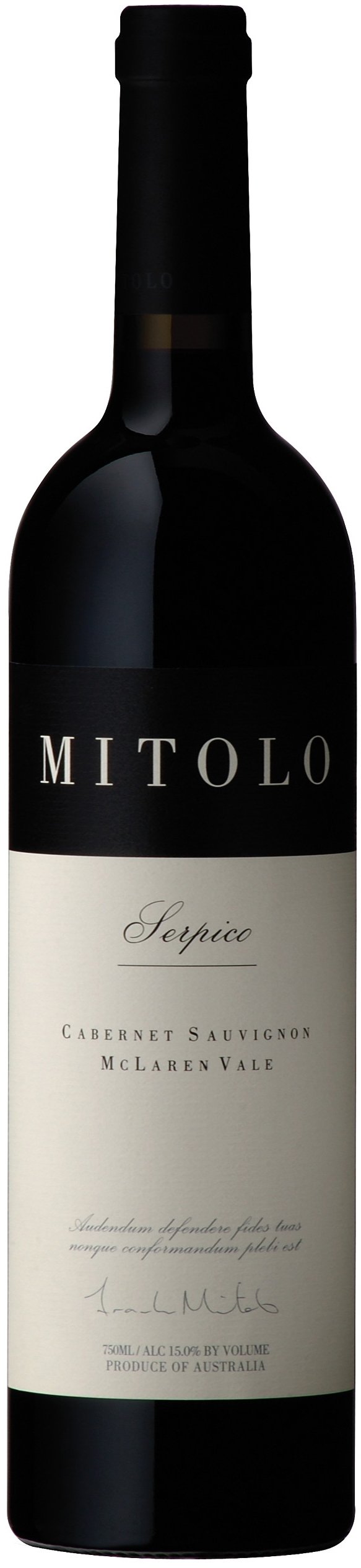 Mitolo, `Serpico` McLaren Vale Cabernet Sauvignon 2013