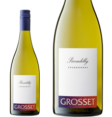 Grosset, `Piccadilly` Adelaide Hills Chardonnay 2016