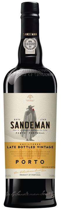 Sandeman, Unfiltered Late Bottled Vintage Port 2013