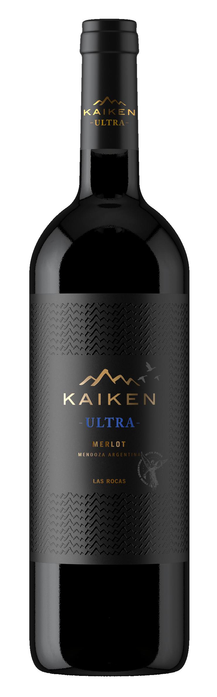 Kaiken Ultra, Mendoza Merlot 2016