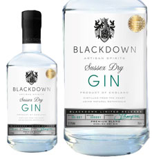 Blackdown, Sussex Dry Gin NV