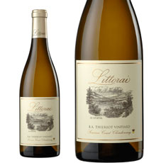 Littorai, `B.A. Thieriot Vineyard` Sonoma Coast Chardonnay 2014
