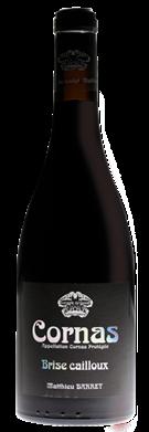 Domaine du Coulet, Cornas `Brise Cailloux`, 2017, 75cl, Synthetic Ardea Seal
