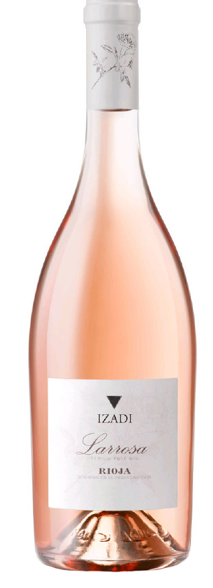 Izadi, `Larrosa` Rioja Rosado 2017