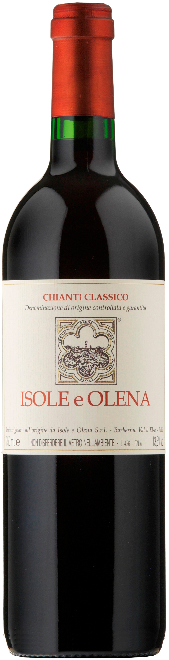 Isole e Olena, Chianti Classico 2015