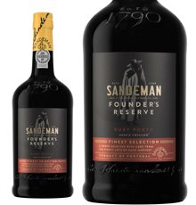 Sandeman, Founders Reserve Ruby Port NV