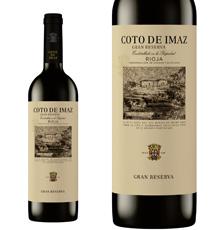 El Coto, `Coto de Imaz` Rioja Gran Reserva 2011