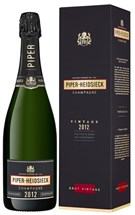 Piper-Heidsieck, Vintage (Gift Box), 2012, 75cl
