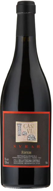 Fontodi, Syrah `Case Via` 2010