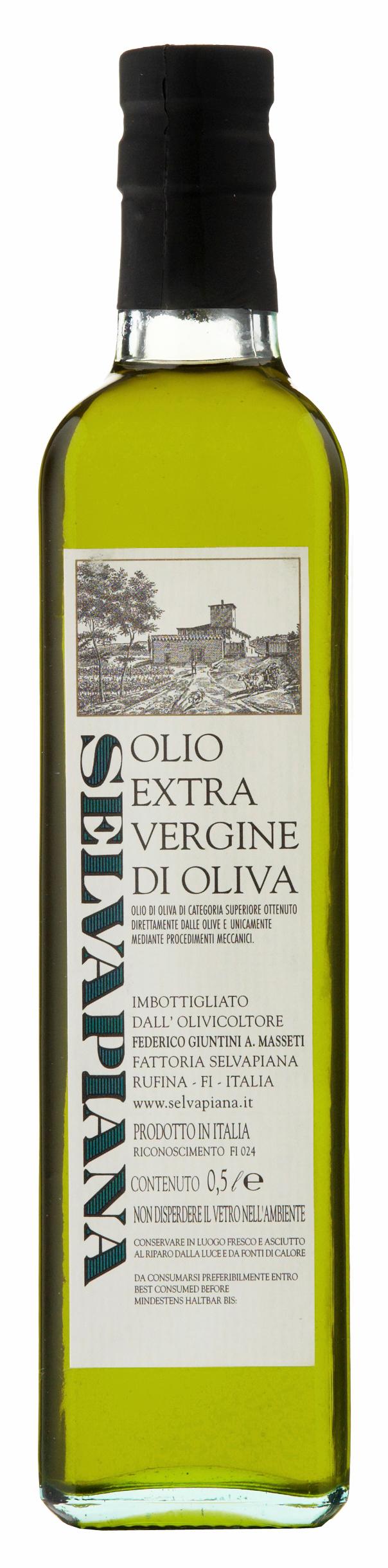 Selvapiana, Extra Virgin Olive Oil 2017