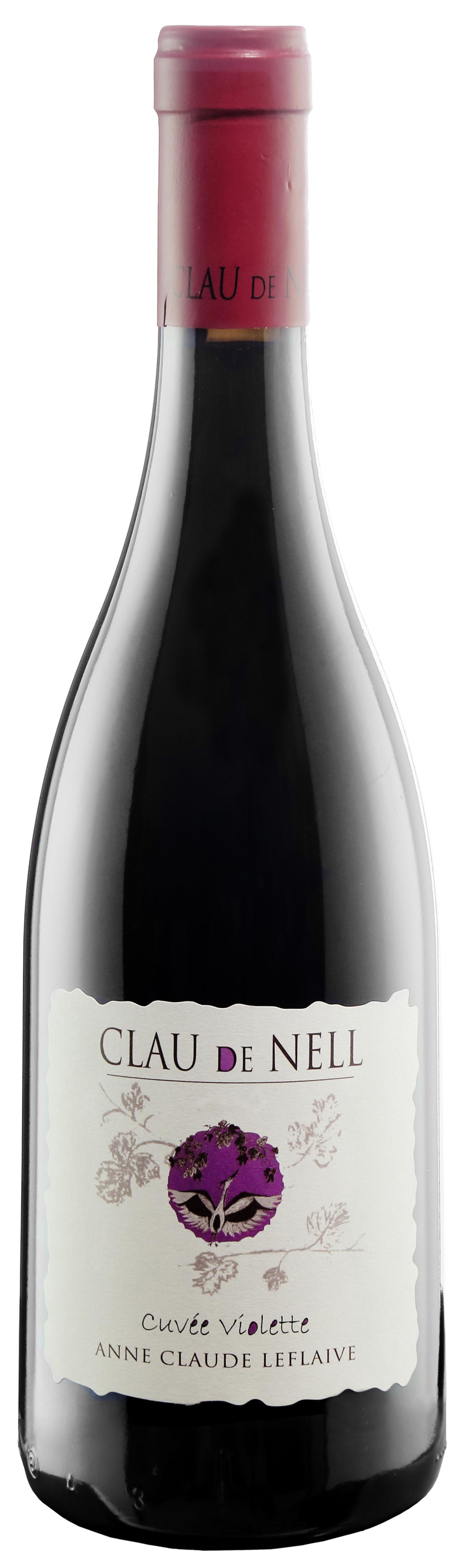 Clau de Nell, Anjou 'Cuvée Violette' 2014