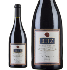 Betz Family Winery, `La Serenne` Yakima Valley Syrah 2014