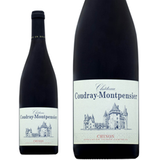 Château Coudray-Montpensier, Chinon 2016