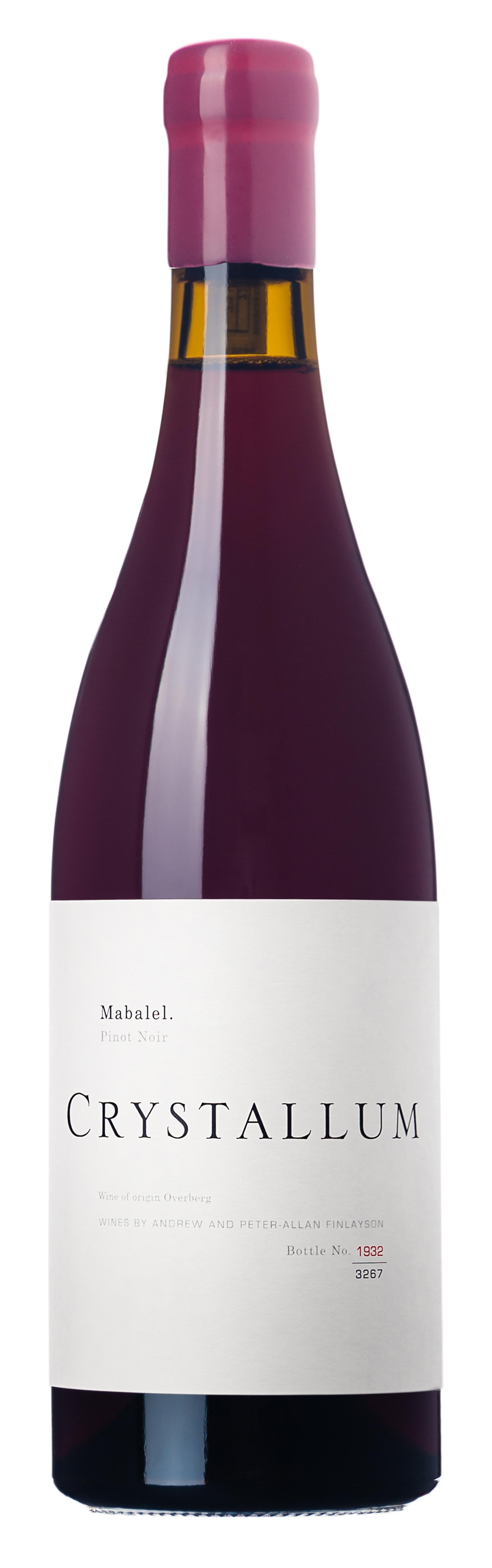 Crystallum, `Mabalel` Elandskloof Pinot Noir 2016